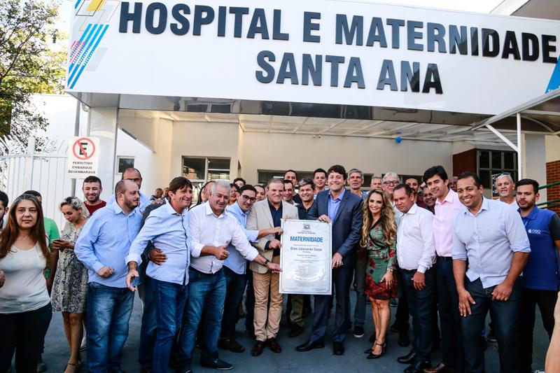 Inauguração da Maternidade Santa Anna 01 08 2019-Sandro Almeida (143)