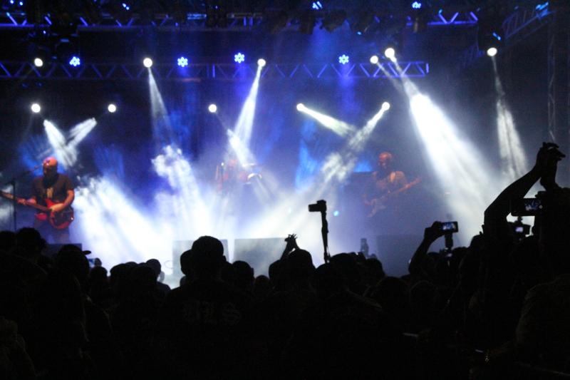 On The Rock Barueri Festival acontece domingo no estacionamento do Ginásio José Corrêa