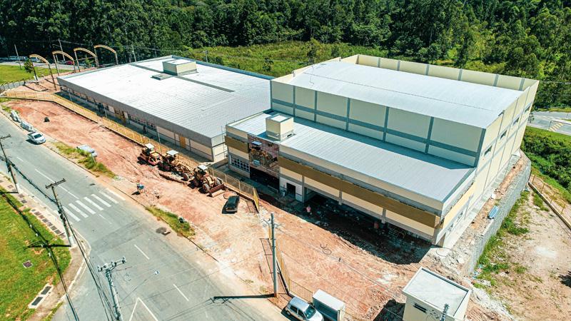 Novo colégio infantil de Alphaville terá infraestrutura com piscina semiolímpica e ginásio poliesportivo