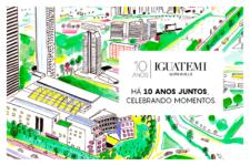Iguatemi Alphaville completa 10 anos de história