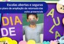 SP cria novo plano de retomada das aulas presenciais para agosto