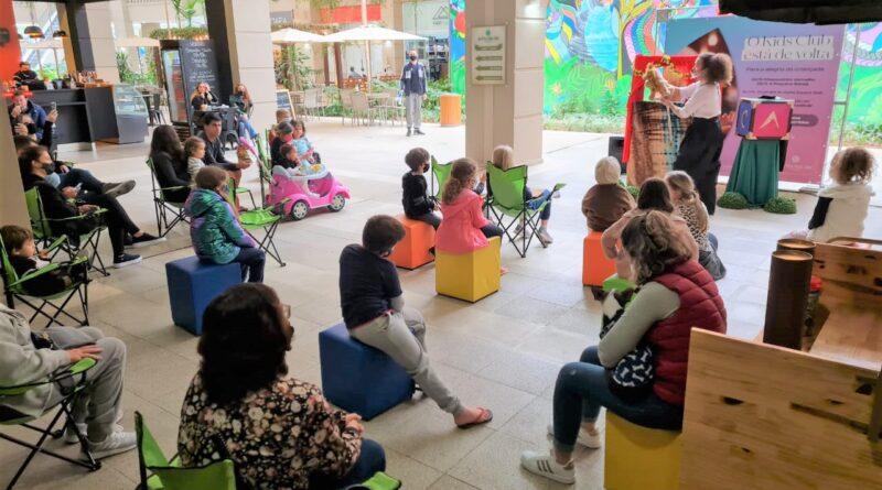 Alpha Square Mall traz programação especial para as férias
