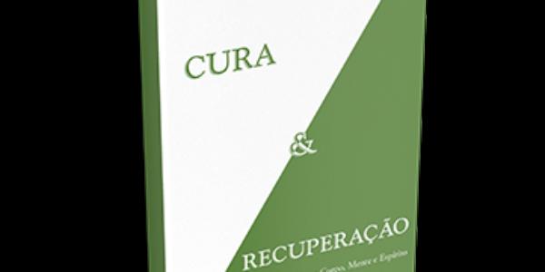 """Pandora Editora lança """"Cura e Recuperação"""""""