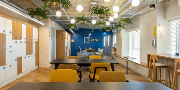 Livance Alphaville oferece consultório de alto padrão para profissionais de saúde