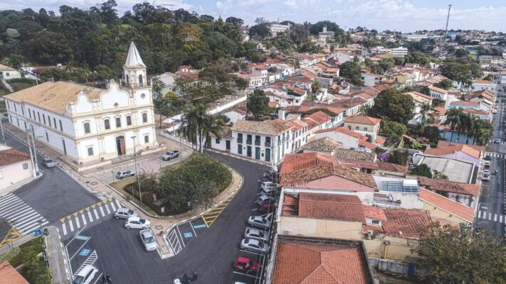Centro de Santana de Parnaíba
