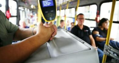 Nova linha de ônibus circula em Alphaville