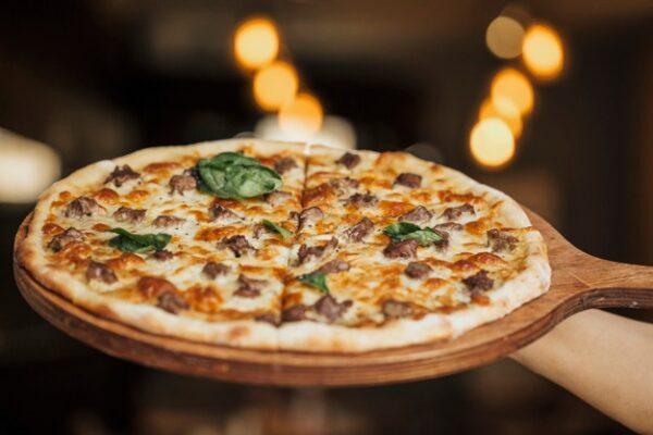 Pizzarias de Alphaville