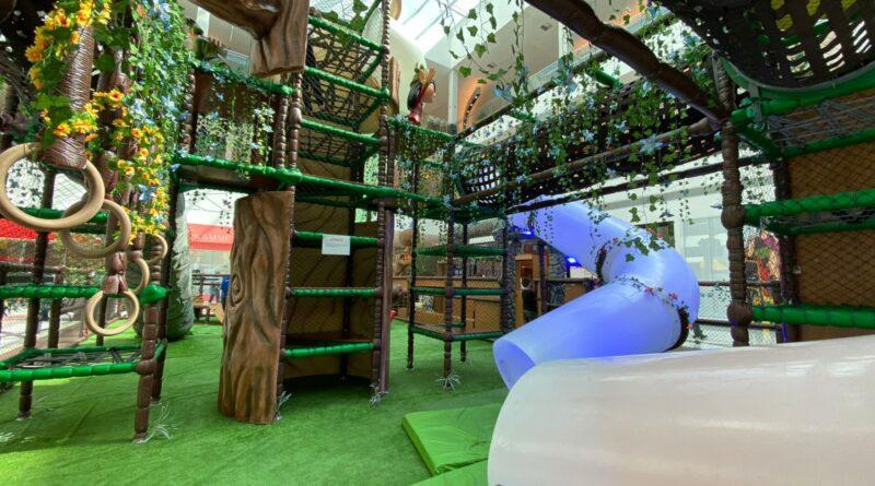 Parque Shopping Barueri tem atração infantil