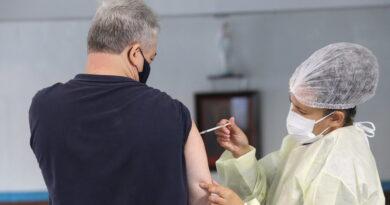 SP vai aplicar a dose adiconal em idosos e imunossuprimidos